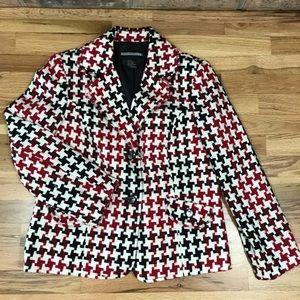 NWOT Requirements jacket/blazer